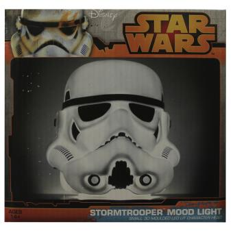14 94 sur lampe veilleuse star wars 3d 39 39 mood 39 39 t te stormtrooper petit autre produit d riv. Black Bedroom Furniture Sets. Home Design Ideas