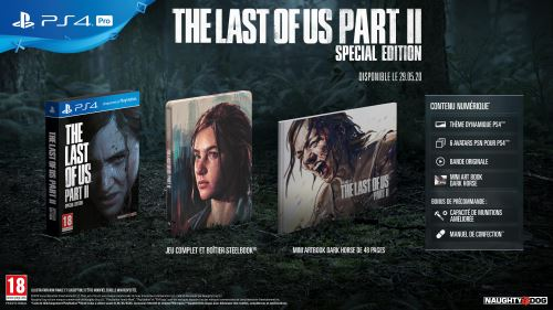 The Last of Us Part 2 Special Edition PS4