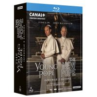 Coffret The New Pope et The Young Pope Blu-ray
