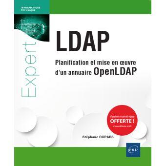Ldap planification et mise en oeuvre d'un annuaire openldap