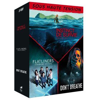 Coffret Sous haute tension DVD