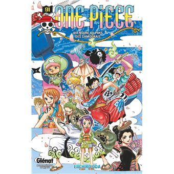 One Piece Edition Originale Tome 91 Aventure Au Pays Des Samourais