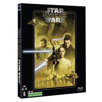 Star WarsStar Wars L'Attaque des Clones Episode 2 Blu-ray