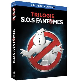 SOS FantômesSOS fantômes La trilogie Coffret Blu-ray