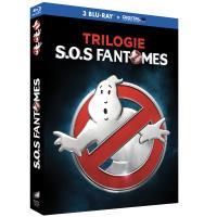 SOS fantômes La trilogie Coffret Blu-ray