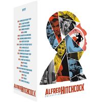 Coffret Alfred Hitchcock 20 Films DVD