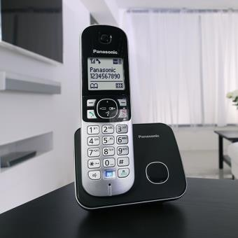 PANASONIC CORDLESS DECT PHONE KX-TG6811BLB
