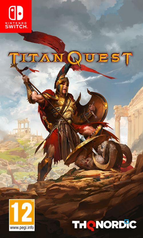 Titan Quest Nintendo Switch