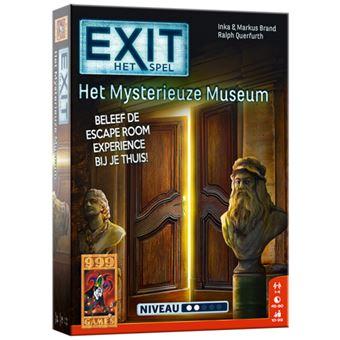 EXIT - Het mysterieuze museum - NL