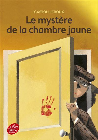Le Mystere De La Chambre Jaune Texte Integral Poche Gaston Leroux Achat Livre Achat Prix Fnac
