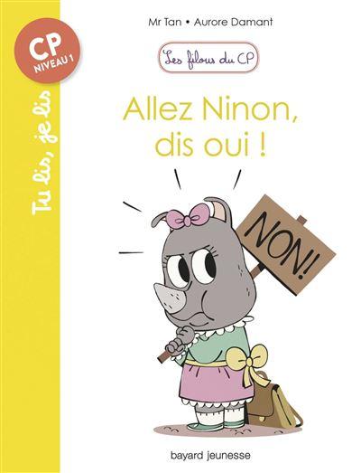 Allez Ninon, dis oui !