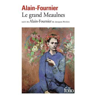 Le grand Meaulnes - Poche - Alain Fournier, Pierre Péju