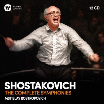 COMPLETE SYMPHONIES/12CD
