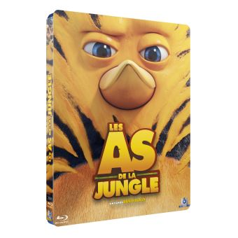 Les as de la jungleLes As de la jungle 2017 Blu-ray
