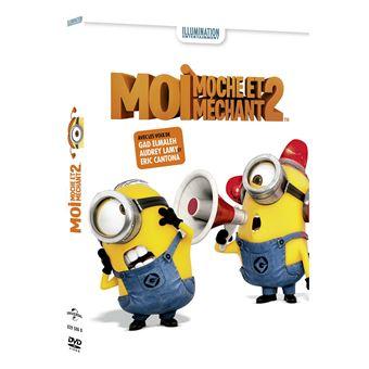 Moi, moche et méchantMoi, moche et méchant 2 - DVD