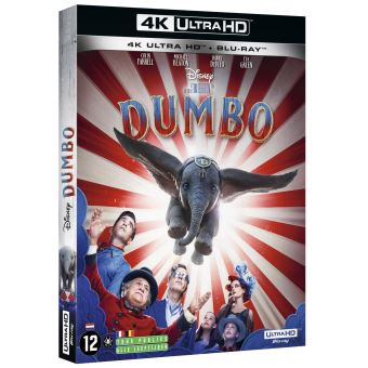 DumboDumbo Blu-ray 4K Ultra HD