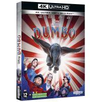 Dumbo Blu-ray 4K Ultra HD