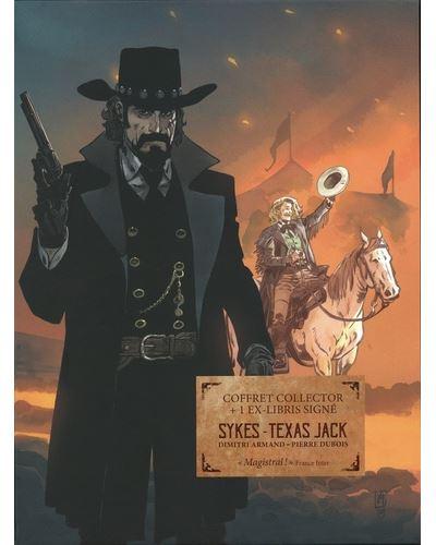 Coffret sykes+texas jack