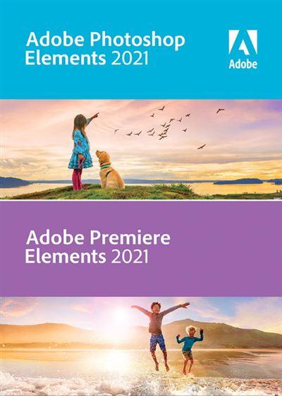 Adobe Photoshop Elements 2021 Adobe Premiere Elements 2021 (Mac)