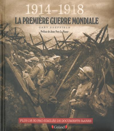 1914-1918 la premiere guerre mondiale