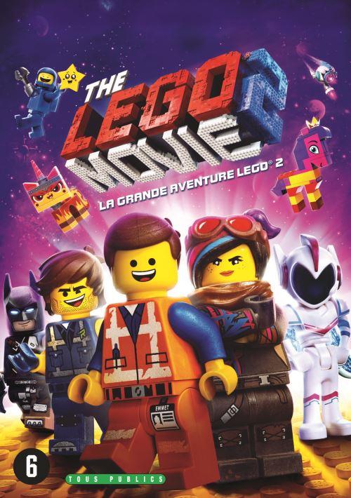 LUCY Neuf LEGO LE FILM LUCIE THE MOVIE Figurine LA GRANDE AVENTURE