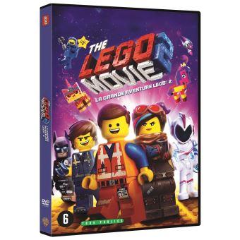 La grande aventure LegoLa Grande Aventure Lego 2 DVD