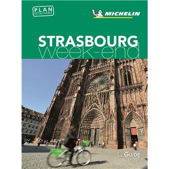 Guide Vert Week-End Strasbourg