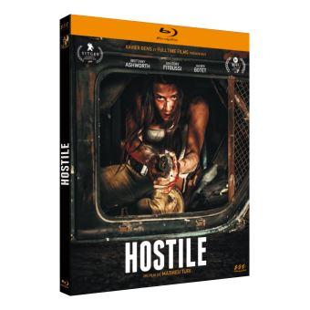 Hostile Blu-ray