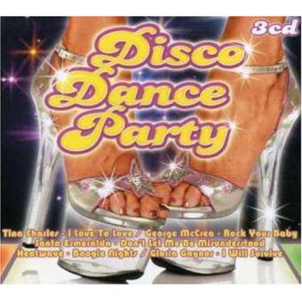 DISCO DANCE PARTY/3CD