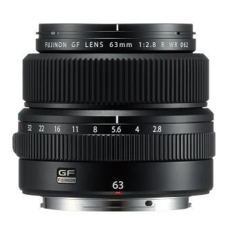 Objectif à focale fixe Fujifilm GF63mmF2.8 R WR