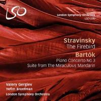 THE FIREBIRD/PIANO CONCERTO NO. 3