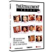 Théâtralement vôtre Volume 3 - DVD