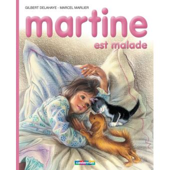 Albums MartineMartine est malade
