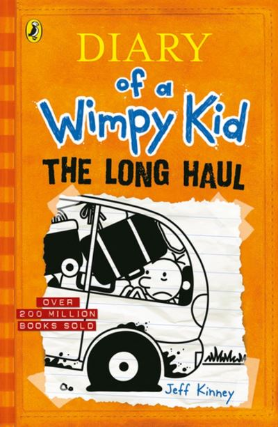 Diary of a Wimpy Kid - The Long Haul (Book 9) - 9780141354255 - 6,49 €