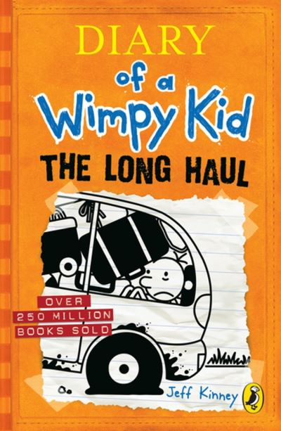 Diary of a Wimpy Kid: The Long Haul (Book 9) - 9780141354255 - 6,49 €