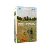 IMPRESSIONNISTES-COFFRET-VF VO