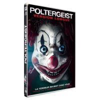 Poltergeist 2015 DVD