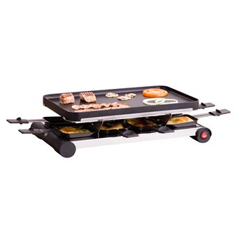 Frifri Raclette 8P / Grill / Pancakes 1300W