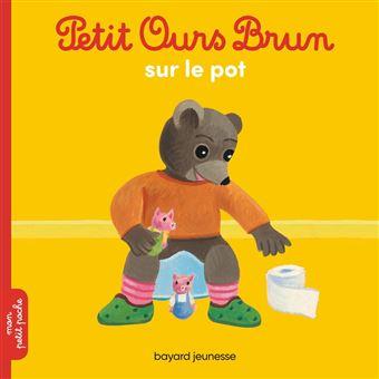 Petit Ours BrunPetit Ours Brun sur le pot