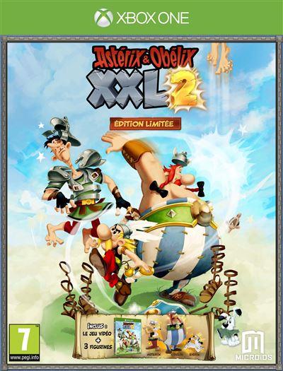 Astérix et Obélix XXL2 Edition Limitée Xbox One