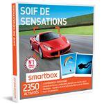 SMAR Coffret cadeau Smartbox Soif de sensations