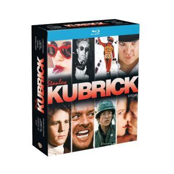 Coffret Kubrick 8 Films Blu-ray