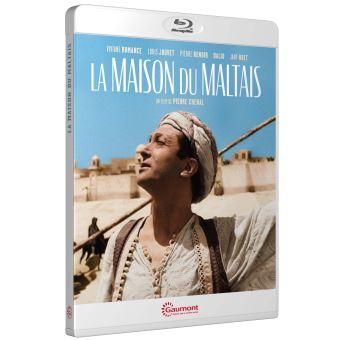 La Maison du Maltais Blu-ray