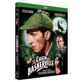 Le chien des Baskerville Blu-ray