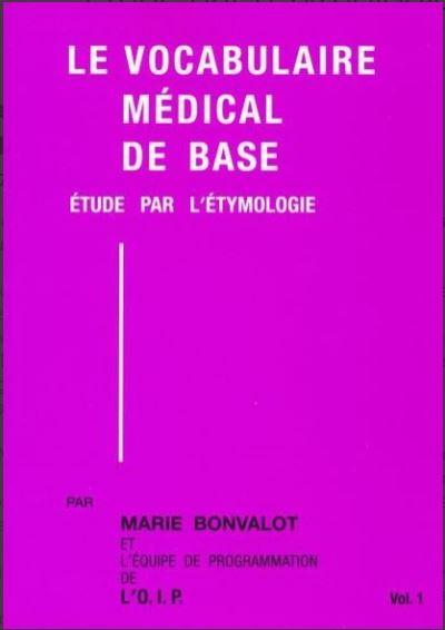Le vocabulaire médical de base
