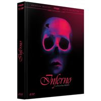 Inferno Edition Collector Limitée Combo Blu-ray DVD
