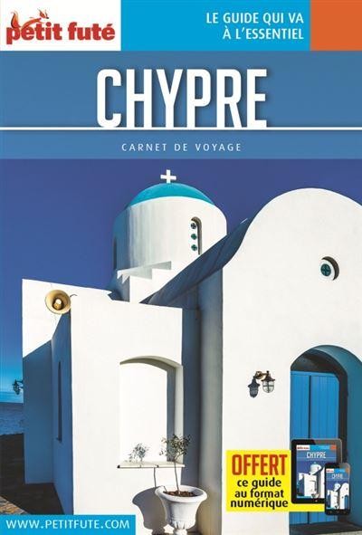 Chypre 2018 carnet petit fute + offre num