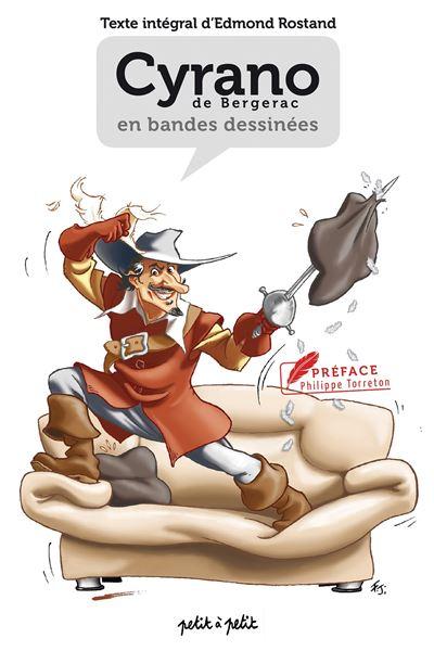 Cyrano de Bergerac en BD