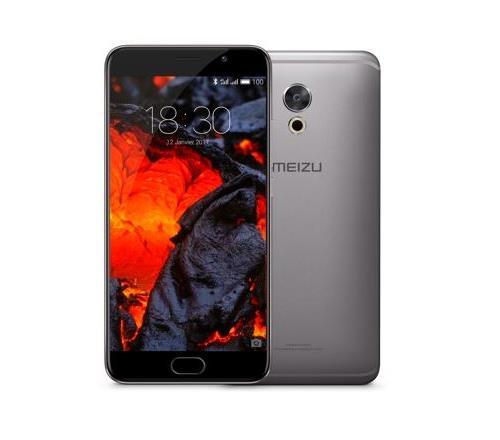 Smartphone Meizu Pro 6 Plus Double SIM 64 Go Gris