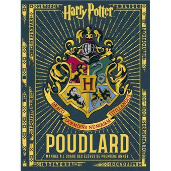 Harry PotterPoudlard, le manuel de première année